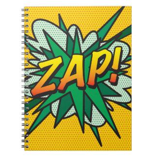 Comic Book Pop Art ZAP