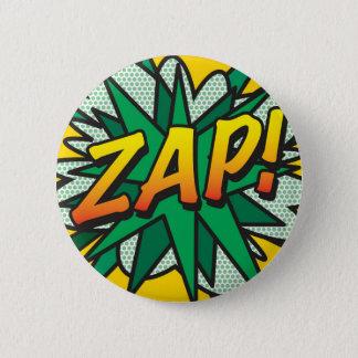 Comic Book ZAP! 2 Inch Round Button
