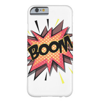 Comic boom barely there iPhone 6 case