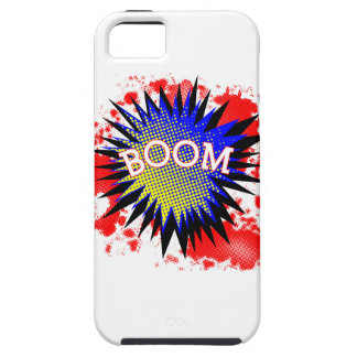 Comic Boom iPhone 5 Case