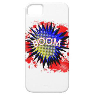 Comic Boom iPhone 5 Cases