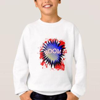Comic Boom Sweatshirt