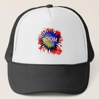 Comic Boom Trucker Hat