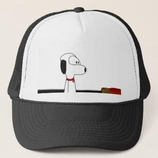 Comic Cartoon Dog Trucker Hat