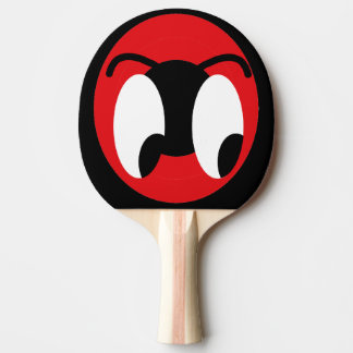 Comic Character Eyes Funny Laughs CricketDiane Ping-Pong Paddle