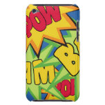 Comic Effects Case-Mate  Ipod Touch Case