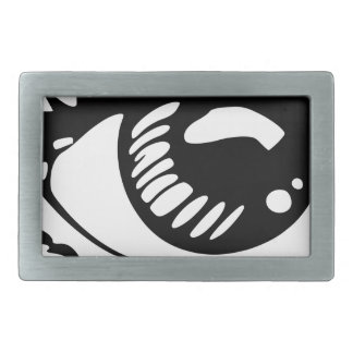 Comic Eye Belt Buckle