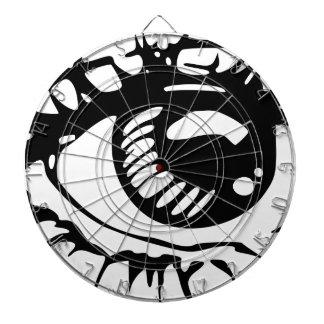 Comic Eye Dartboard