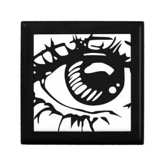 Comic Eye Gift Box
