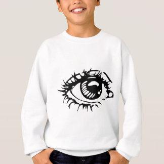 Comic Eye Sweatshirt