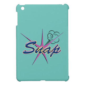 Comic Girl Case For The iPad Mini
