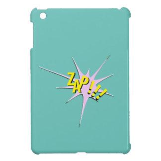 Comic Girl Case For The iPad Mini