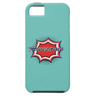 Comic Girl Case For The iPhone 5