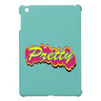 Comic Girl Cover For The iPad Mini