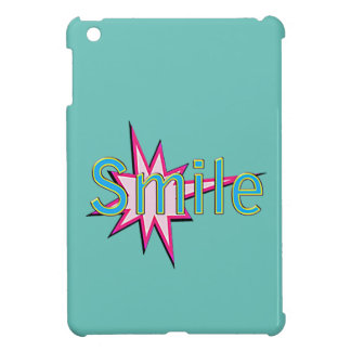 Comic Girl iPad Mini Cover