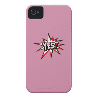 Comic Girl iPhone 4 Case-Mate Cases