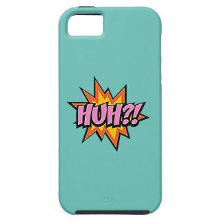 Comic Girl iPhone 5 Case
