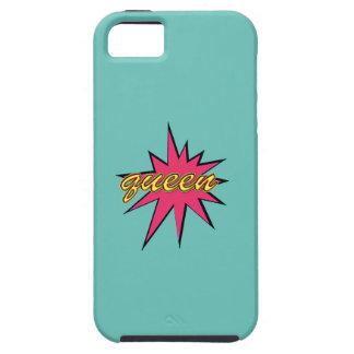 Comic Girl iPhone 5 Covers