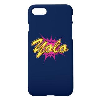 Comic Girl iPhone 7 Case
