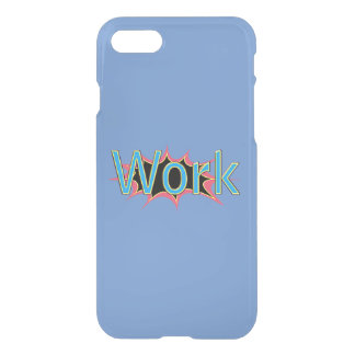 Comic Girl iPhone 8/7 Case