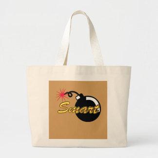 Comic Girl Large Tote Bag
