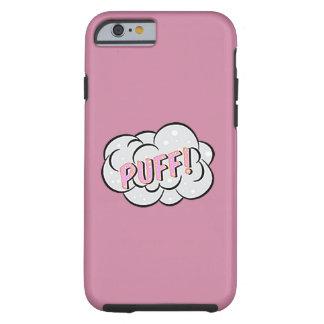 Comic Girl Tough iPhone 6 Case