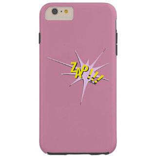 Comic Girl Tough iPhone 6 Plus Case