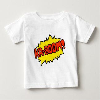 Comic 'Ka-Boom!' Baby T-Shirt