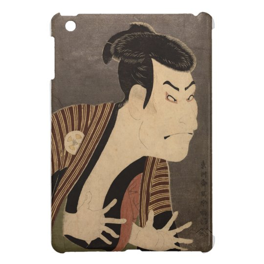 Comic Kabuki Actor Case For The iPad Mini