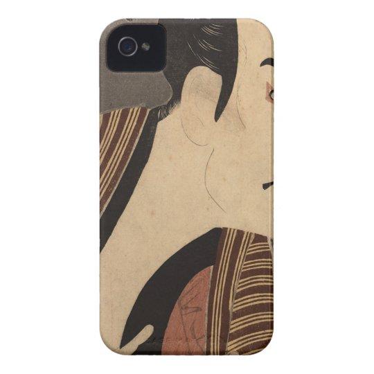 Comic Kabuki Actor Case-Mate iPhone 4 Case