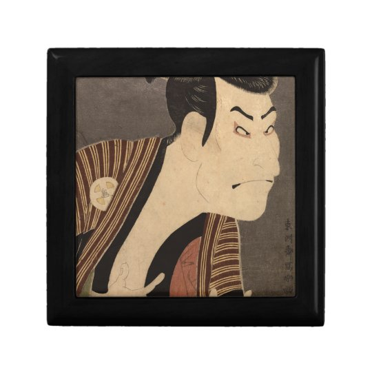 Comic Kabuki Actor Gift Box