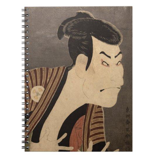 Comic Kabuki Actor Notebooks