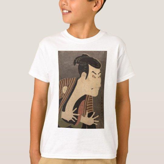 Comic Kabuki Actor T-Shirt