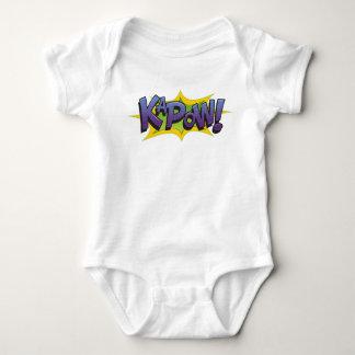 Comic KaPow! Baby Bodysuit