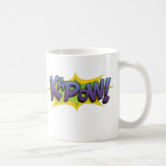 Comic KaPow! Coffee Mug