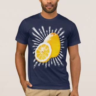 Comic Lemon Splash Tee