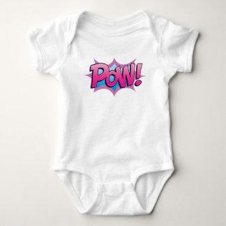Comic Pow! Baby Bodysuit