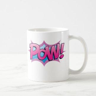 Comic Pow! Coffee Mug