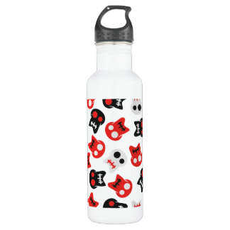 Comic Skull colorful pattern 710 Ml Water Bottle