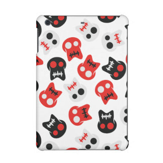 Comic Skull colorful pattern iPad Mini Retina Case