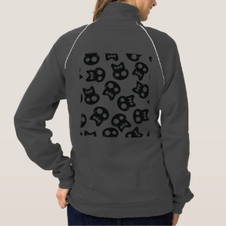Comic Skull colorful pattern Jacket