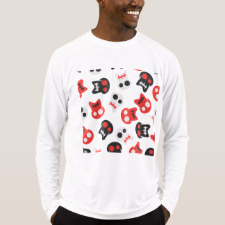Comic Skull colorful pattern T-Shirt