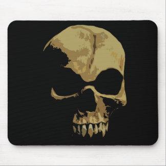 Comic Skull mousepad
