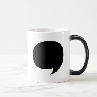 Comic Speech Bubble Magic Mug