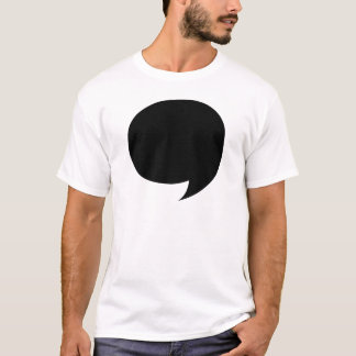 Comic Speech Bubble T-Shirt