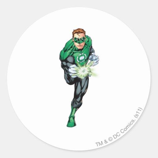 Comic Style - Running Sticker