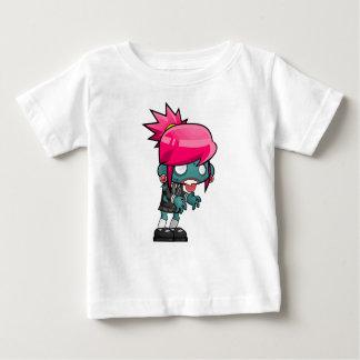 Comic Woman Zombie Baby T-Shirt