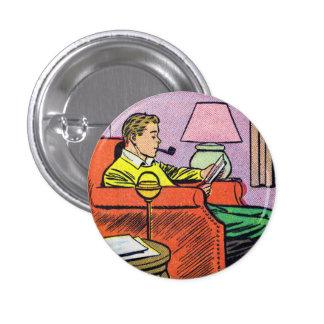 COMICAL Button | A Man's Man