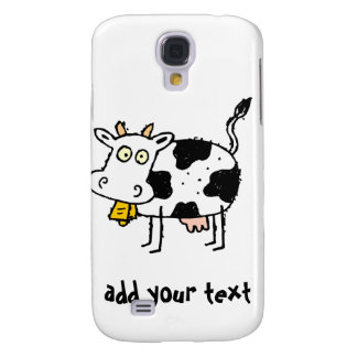 Comical Cow iPhone 3G/3GS Case