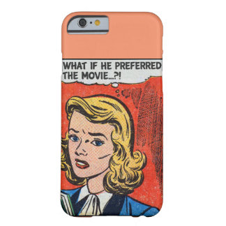 COMICAL iPhone 6 Case   He Preferred the Movie?